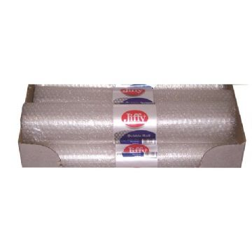 Jiffy Bubble Wrap - Small Bubble 500mmx3m / Pack of 20
